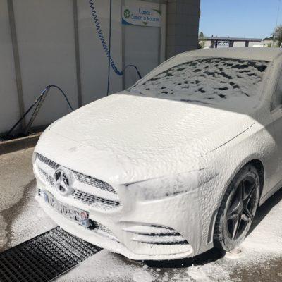 nettoyage voiture extérieur