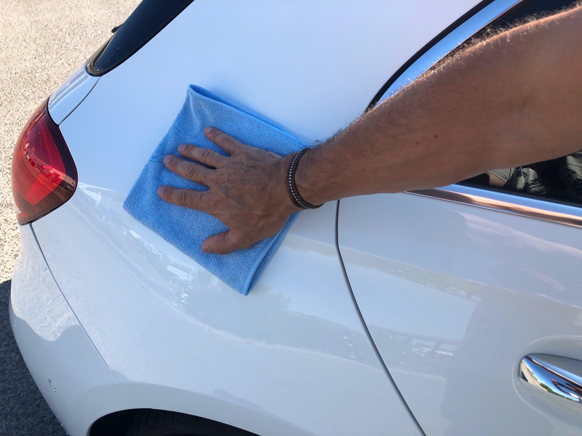 lavage auto personnalisé